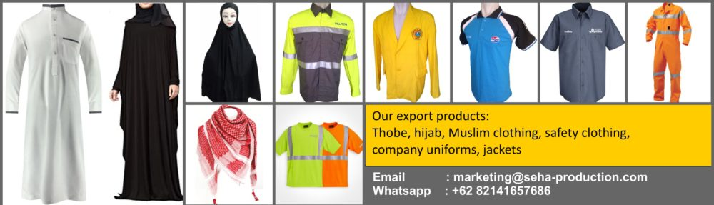 Indonesia Garment Export | garment production indonesia | clothing industry in indonesia
